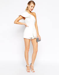 combishort mariage chic moderne dress by clémentine