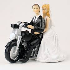 motorcycle wedding cake toppers creative motorcycle and groom cake toppers ewft009 as low as