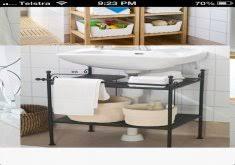 ronnskar under sink shelf ronnskar sink shelf home design