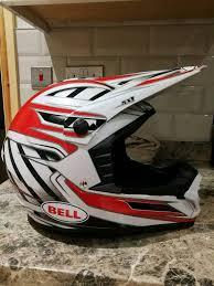 motocross helmet sizing bell motocross helmet size medium brand new in pentre rhondda