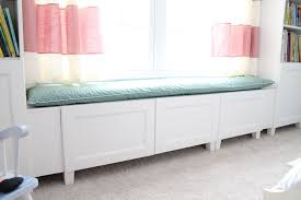 popular of long storage bench with long storage benches ikea cozy