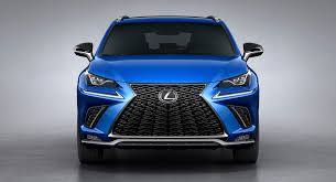 2018 vs 2017 lexus nx a game of spot the differences carscoops com