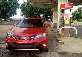 98 toyota rav4 mpg fuel economy 2013 toyota rav4 cars com