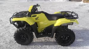 2017 honda rubicon eps for sale in cambridge mn larson u0027s cycle