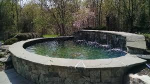 waterfall landscape design u0026 installation in annapolis md
