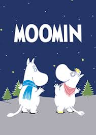 Theme Line Winter   moomin winter night line theme line store