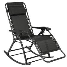Zero Gravity Patio Lounge Chairs Best Choice Products Zero Gravity Rocking Chair Lounge Porch Seat