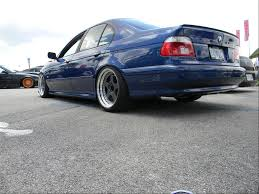 bmw e39 530i tuning view of bmw 530i sedan photos features and tuning