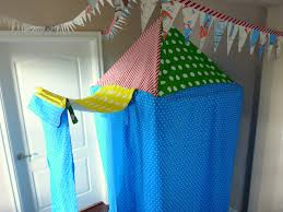 gifts for little guys tutorial hanging tent part 1