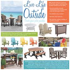 Amish Outdoor Patio Furniture Amish Made Patio Furniture Homemakers