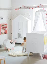 vertbaudet chambre bébé lit bébé à barreaux ligne reve blanc vertbaudet