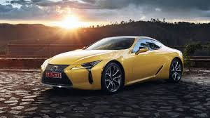 lexus two door coupes lexus lc500 price and performance