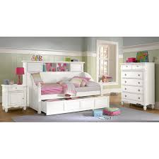 full size girl bedroom sets white girls bedroom set featured full size daybed with trundle and