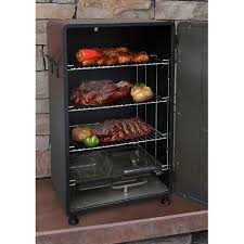 shop electric vertical smokers at lowes com