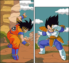 memorable fight entry1 by the goku club on deviantart