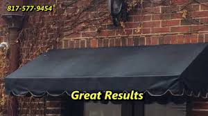 Cleaning Sunbrella Awnings Cleaning Mold Mildew And Rust From Canvas Awnings Dallas Fort