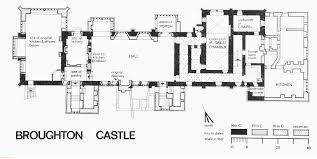 broughton castle floorplan of knights and such pinterest
