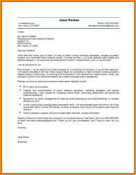 13 pr cover letters address example