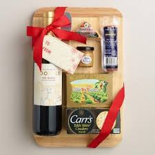 wine gift basket ideas one of my favorite discoveries at worldmarket a cut above