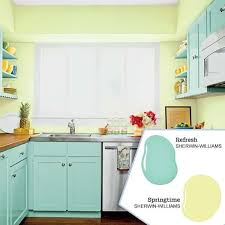 Color For Kitchen Walls Ideas Best 25 Yellow Kitchen Paint Ideas On Pinterest Yellow Kitchen