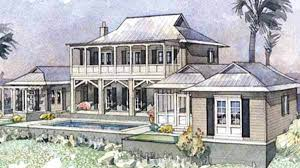 Southern Living House Plans With Pictures Palm Garden Retreat Coastal Living Southern Living House Plans