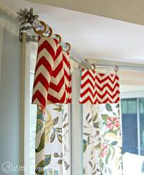 Where To Buy Window Valances The Secret To Diy Bay Window Curtain Rods From 3 Little Greenwoods