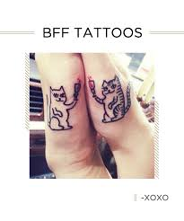 bff tattoos toast of the town 33 amazing matching tattoos to get