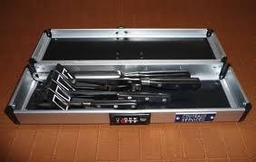 malette de couteaux de cuisine garnie déglon couteaux services déglon cuisine idéale
