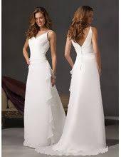 robe de mariage simple robe de mariée simple en mousseline robe robe and