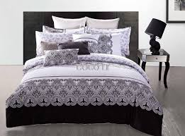 Black And White Damask Duvet Cover Queen Incredible Online Get Cheap 3d Duvet Cover Aliexpress Alibaba Group Within Black And White Duvet Covers Queen Jpg