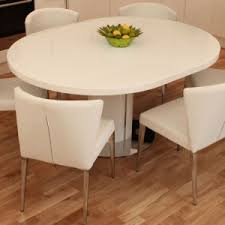 furniture vintage expandable round dining table adding more