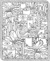 creative haven vintage christmas coloring book creative