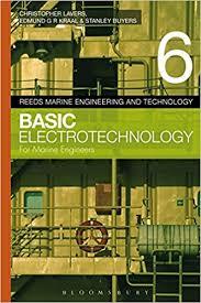 marine engineering books reeds vol 6 basic electrotechnology for marine engineers reeds