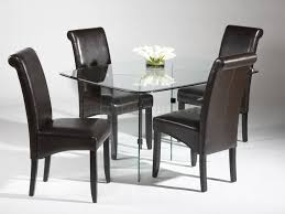 Modern Wooden Kitchen Chairs Kitchen Chairs Furniture Dining Room Stunning Square Wooden