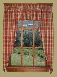 Cheap Primitive Curtains New Primitive 57 Black Mustard Lovers Knot Coverlet Prairie
