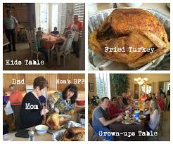 fried thanksgiving dinner marci coombs november 2014