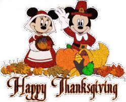 disney thanksgiving image clip library