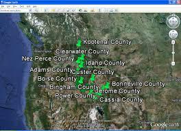 map of oregon gold mines idaho gold prospecting equipment tips gold maps