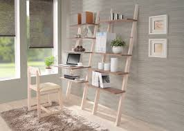 White Leaning Bookshelves by Image Collection Leaning Bookcase Desk All Can Download All