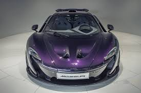 dark purple porsche musgravite black mclaren p1 by mso gtspirit