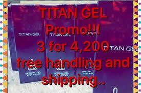 titan gel health and beauty philippines sulit ph