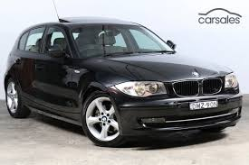 bmw 1 series demo models for sale used bmw 120i cars for sale in australia carsales com au