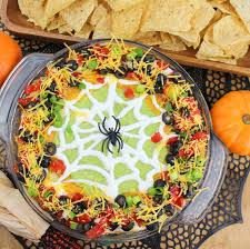 gluten free recipe halloween 7 layer dip side dishes mom u0027s place