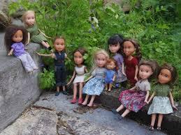 tree change dolls gives bratz to earth makeunders inhabitots