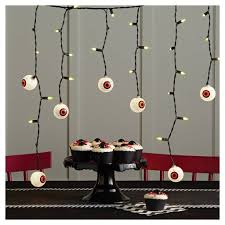 Halloween Icicle Lights Hyde And Eek Boutique Eyeball Icicle String Light Set