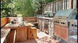 Backyard And Grill by 50 Outdoor Kitchen And Grill Ideas 2017 Small And Big Outdoor