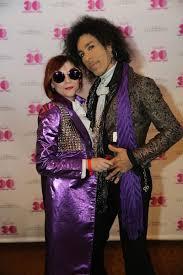 Purple Rain Halloween Costume Quilter
