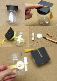 b decoracion graduacion frasco birrete graduation gift craft