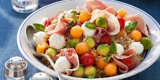 comment cuisiner le quinoa recettes salade de quinoa et graines de sésame recettes femme actuelle