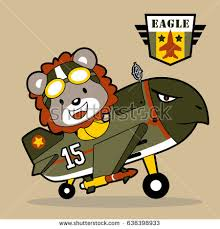 cartoon fighter plane stock images royalty free images u0026 vectors